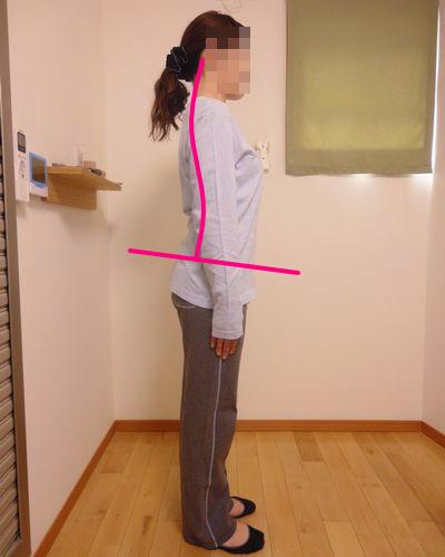 姿勢の分類