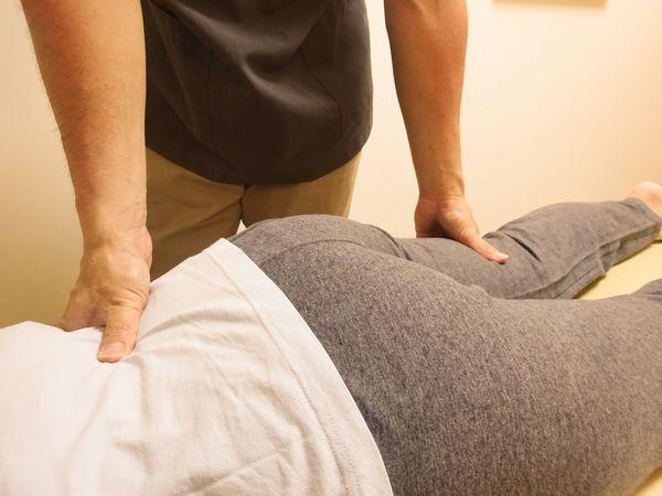 横山式筋2点療法